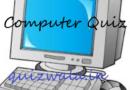 Basic Computer knowledge Quiz No 1