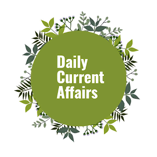 DAILY CURRENT AFFAIRS QUIZ 31 March 2021